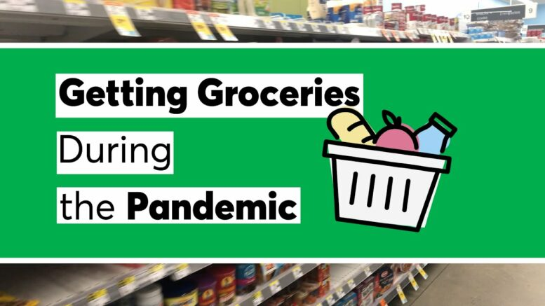 Getting Groceries During The Pandemic | Consumer Reports 1