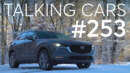 2020 Mazda CX-30 Test Results; The Future of Vehicle Communication | Talking Cars #253 4