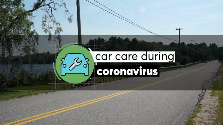 Car Care During Coronavirus | Consumer Reports 1