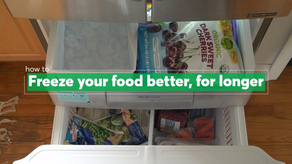 How To Freeze Your Food Better, for Longer | Consumer Reports 1