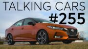 2020 Nissan Sentra Test Results; CR's Car Testing Amid the Coronavirus Pandemic  | Talking Cars #255 4