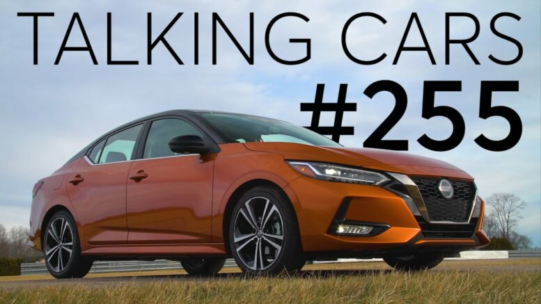 2020 Nissan Sentra Test Results; CR's Car Testing Amid the Coronavirus Pandemic  | Talking Cars #255 1
