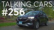 2020 Buick Encore GX Test Results; Toyota Unveils a New Hybrid Sienna and Venza | Talking Cars #256 5