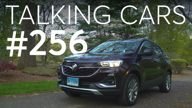 2020 Buick Encore Gx Test Results; Toyota Unveils A New Hybrid Sienna And Venza | Talking Cars #256 1