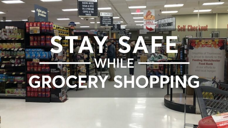 Protect Yourself From Coronavirus When Shopping For Groceries | Consumer Reports 1