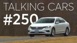 Keep Gasoline In Your Tank From Going Stale; 2020 Volkswagen Passat Test Results | Talking Cars #250 7