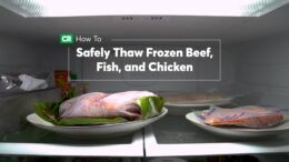 How To Safely Thaw Frozen Beef, Fish, And Chicken | Consumer Reports 1