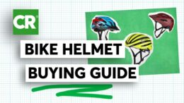 Bike Helmet Buying Guide | Consumer Reports 10