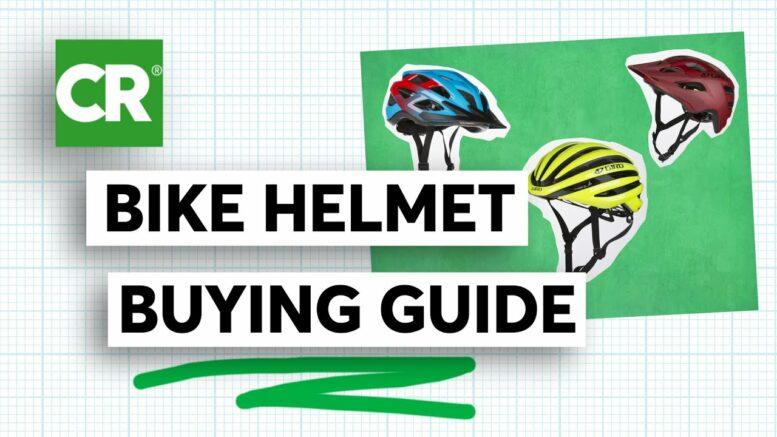 Bike Helmet Buying Guide | Consumer Reports 1