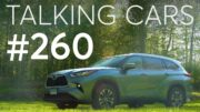 2020 Toyota Highlander Hybrid First Impressions; Why Small Car Fuel Economy Isn'T Improving | #260 3