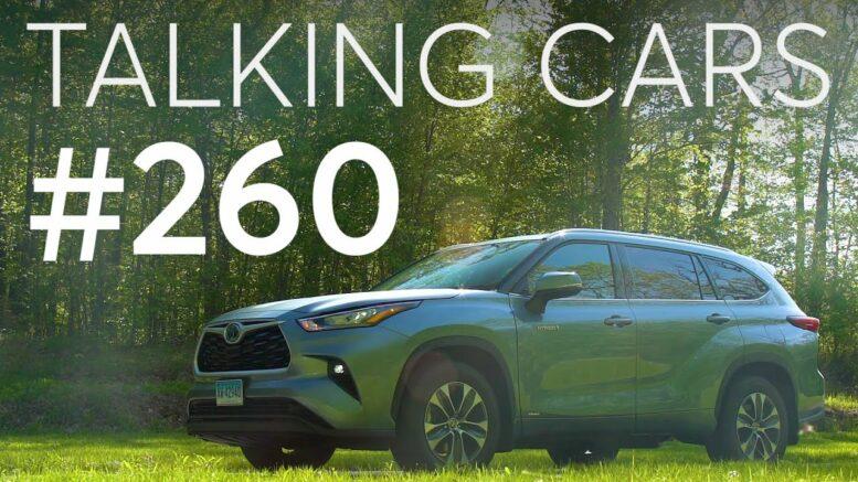 2020 Toyota Highlander Hybrid First Impressions; Why Small Car Fuel Economy Isn't Improving | #260 1