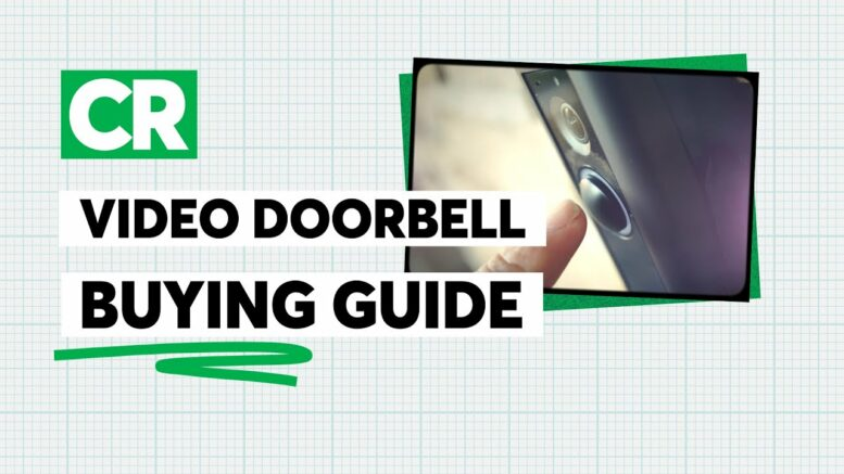 Video Doorbell Buying Guide | Consumer Reports 1