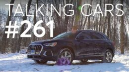 2020 Audi Q3 Test Results; Ford's All-new (Handsfree) Active Drive Assist System | Talking Cars #261 8