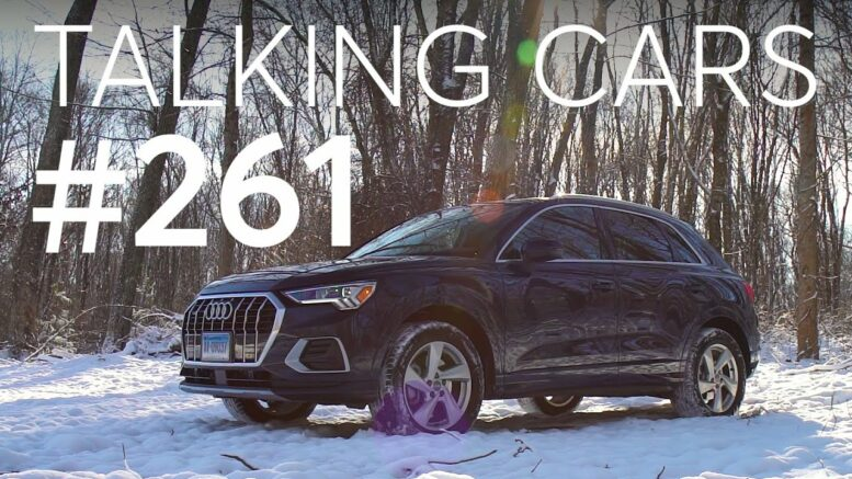 2020 Audi Q3 Test Results; Ford'S All-New (Handsfree) Active Drive Assist System | Talking Cars #261 1
