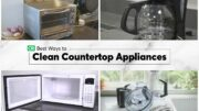 Best Ways To Clean Countertop Appliances | Consumer Reports 4