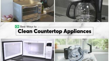 Best Ways To Clean Countertop Appliances | Consumer Reports 24