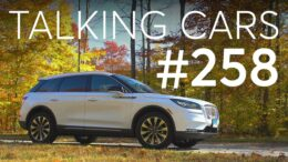 2020 Lincoln Corsair Test Results; Is It The Right Time to Buy an Electric Car? | Talking Cars #258 12