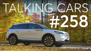 2020 Lincoln Corsair Test Results; Is It The Right Time to Buy an Electric Car? | Talking Cars #258 24