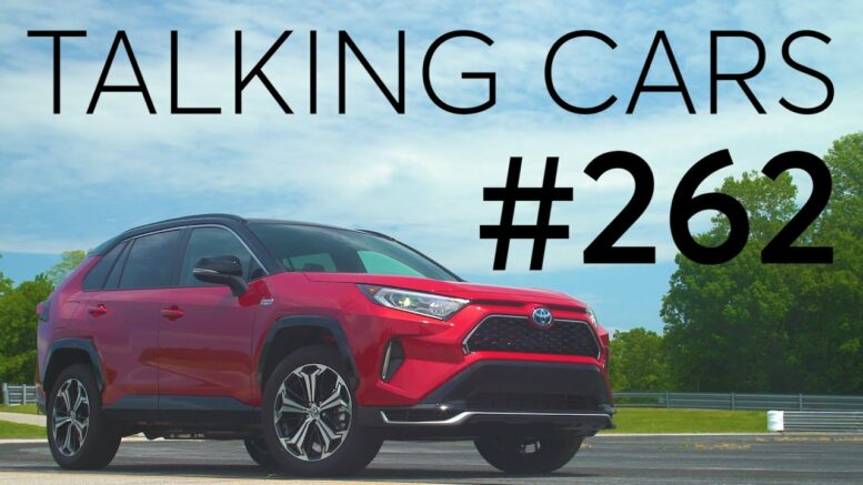 2021 Toyota RAV4 Prime First Impressions; Ford's Unveiling of the 2021 F-150 | Talking Cars #262 1