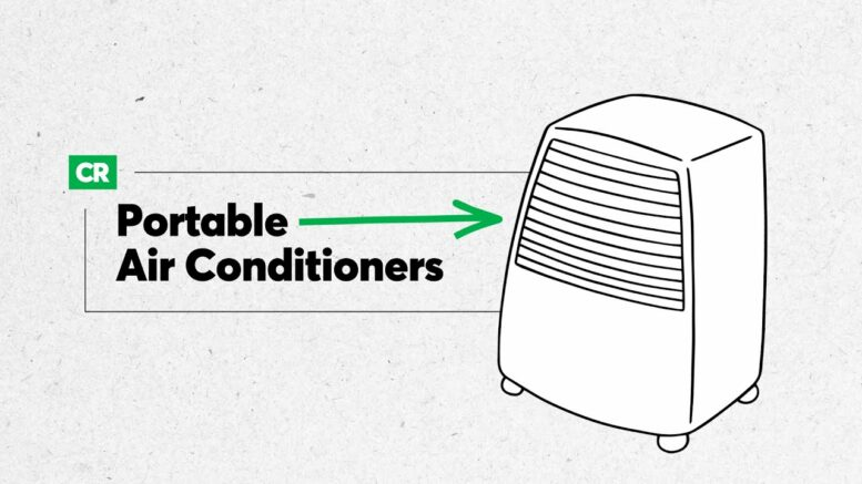Why Not to Buy a Portable Air Conditioner | Consumer Reports 1