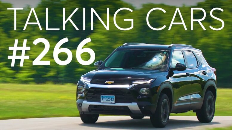 2021 Chevrolet Trailblazer First Impressions; Best Used Cars for Teens Under $20,000 | #266 1
