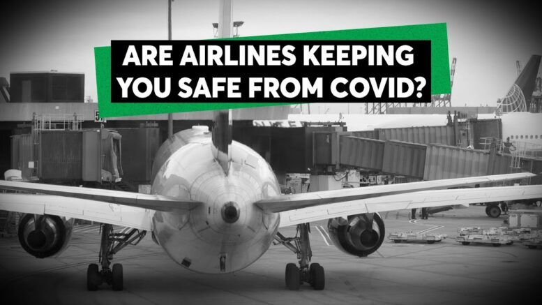 Why Airlines Are All Over The Map On COVID Safety | Consumer Reports 1