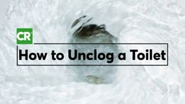 How To Unclog A Toilet The Right Way | Consumer Reports 7