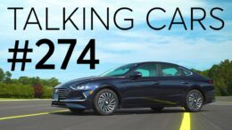 2020 Hyundai Sonata Hybrid; Ev Pickup Trucks; Volkswagen Id.4 | Talking Cars #274 12