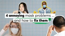 4 Annoying Mask Problems ... And How To Fix Them | Consumer Reports 11