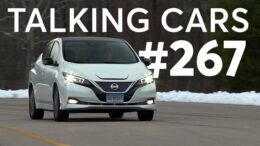 How To Get The Best Car Loan; 2020 Nissan Leaf Plus Test Results | Talking Cars #267 10