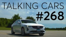2020 Cadillac Ct4 Test Results; Cadillac Lyriq First Look | Talking Cars With Consumer Reports #268 6