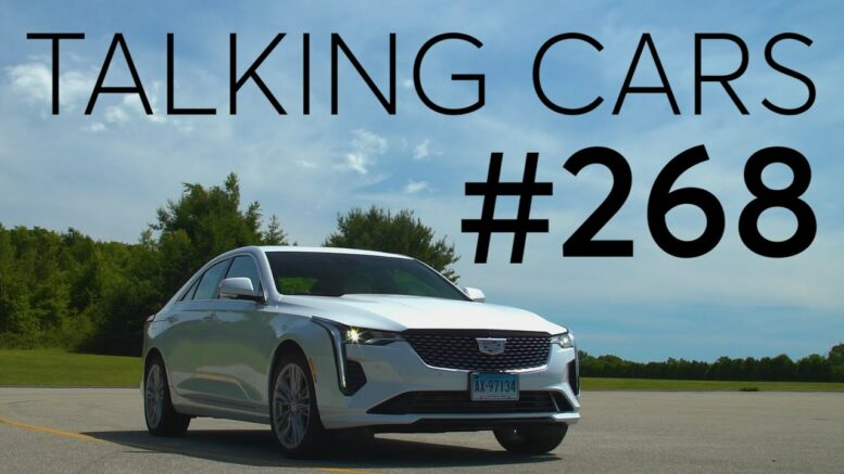 2020 Cadillac Ct4 Test Results; Cadillac Lyriq First Look | Talking Cars With Consumer Reports #268 1