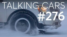 Winter Tire Performance; Are Online No-Haggle Car Services A Good Deal? | Talking Cars #276 2