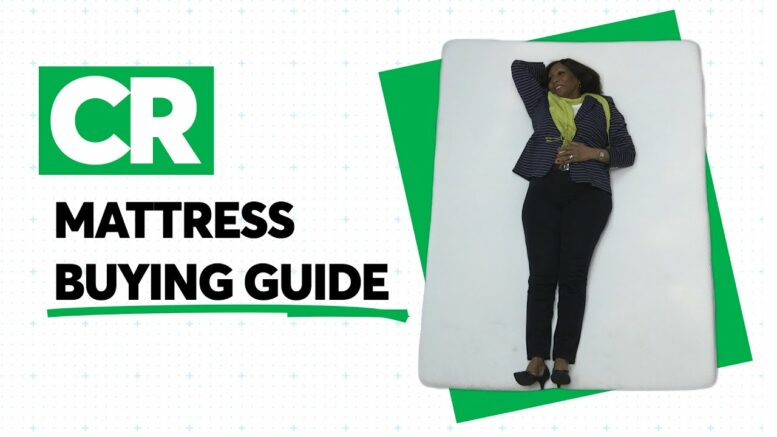 Mattress Buying Guide | Consumer Reports 1