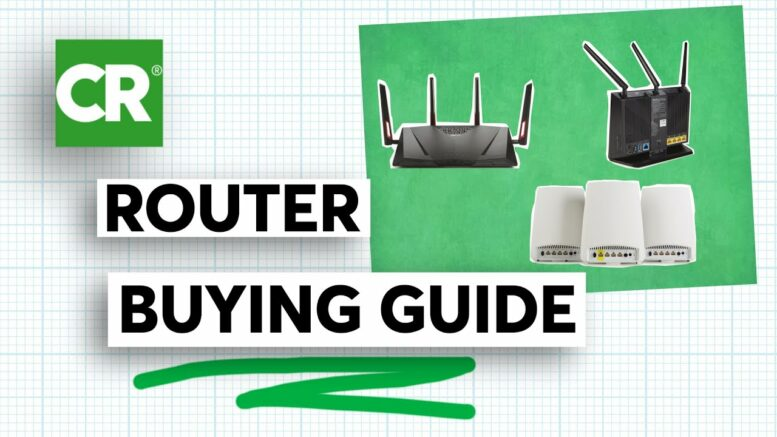 Wireless Router & Mesh Network Buying Guide | Consumer Reports 1