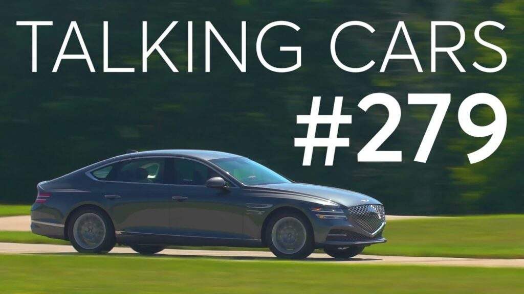 2021 Genesis G80 First Impressions; Nitrogen in Tires: Is It Worth the Cost? | Talking Cars #279 1