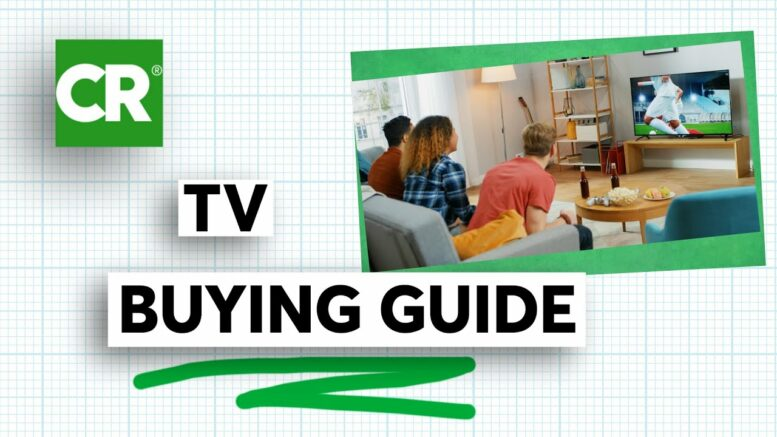 Tv Buying Guide 2020| Consumer Reports 1