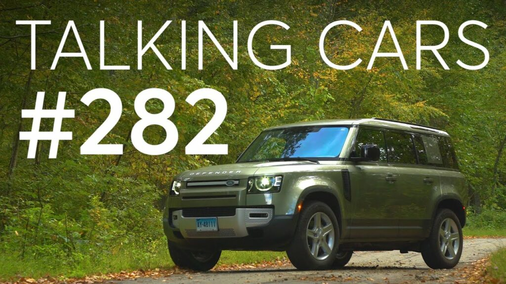 2020 Land Rover Defender First Impressions; CR's Annual Auto Reliability Survey | Talking Cars #282 1