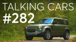 2020 Land Rover Defender First Impressions; Cr'S Annual Auto Reliability Survey | Talking Cars #282 8