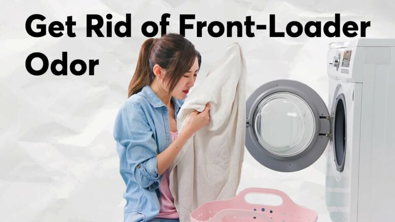 How To Get Rid Of Front-Loader Odor | Consumer Reports 1