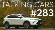 2021 Toyota Venza First Impressions; Ballooning Cost Of Ownership For Bmws | Talking Cars #283 3