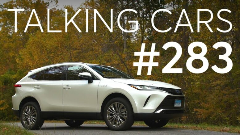 2021 Toyota Venza First Impressions; Ballooning Cost Of Ownership ForBmws | Talking Cars #283 1