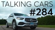 2021 Mercedes-Benz Gla First Impressions; Are Expensive Wiper Blades Worth It? | Talking Cars #284 8