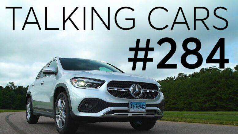 2021 Mercedes-Benz Gla First Impressions; Are Expensive Wiper Blades Worth It? | Talking Cars #284 1