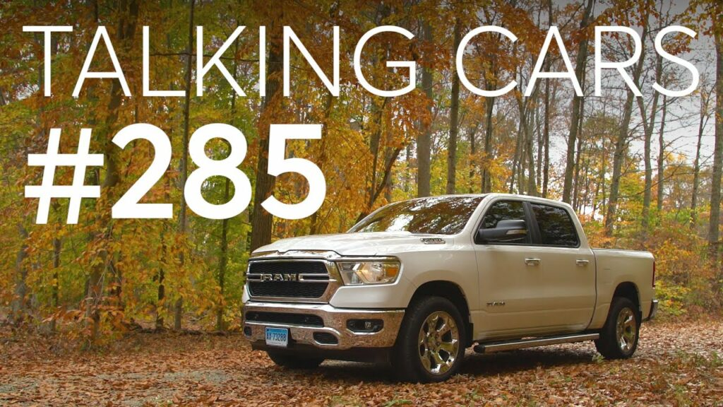 2020 RAM 1500 Diesel Test Results; New Honda Civic, Subaru BRZ, and Acura MDX   Talking Cars #285 1