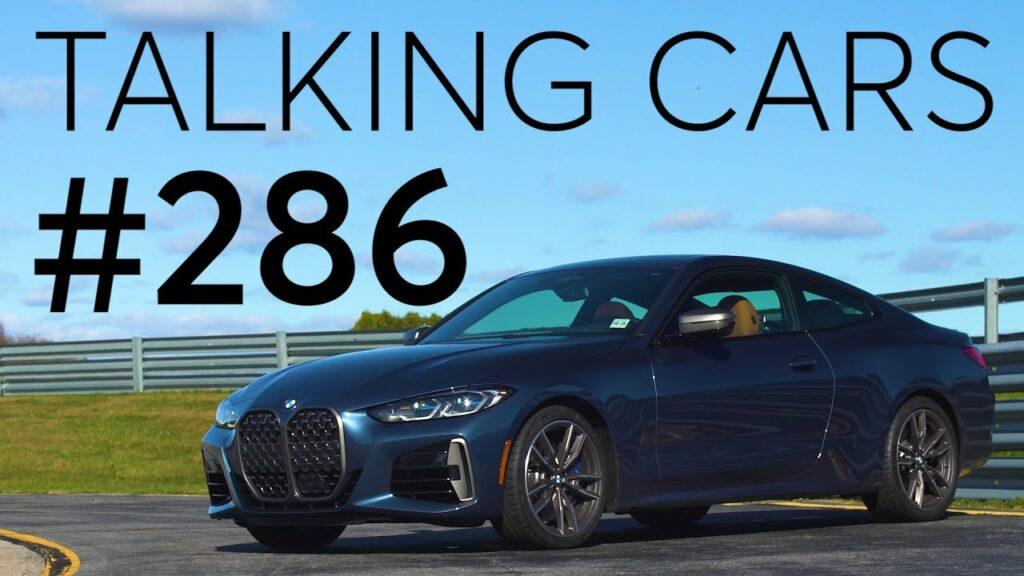 2021 BMW 4 Series First Impressions; Test Drives During The Pandemic | Talking Cars #286 1