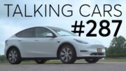 2020 Tesla Model Y Test Results | Talking Cars With Consumer Reports #287 5