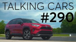 2021 Toyota Rav4 Prime Test Results; How Big Tech Is Influencing The Auto Industry | #290 2