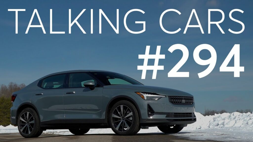 2021 Polestar 2 First Impressions; New Nissan Frontier & Pathfinder | Talking Cars #294 1