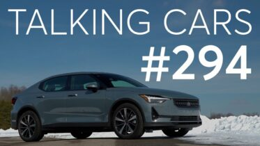 2021 Polestar 2 First Impressions; New Nissan Frontier &Amp; Pathfinder | Talking Cars #294 29